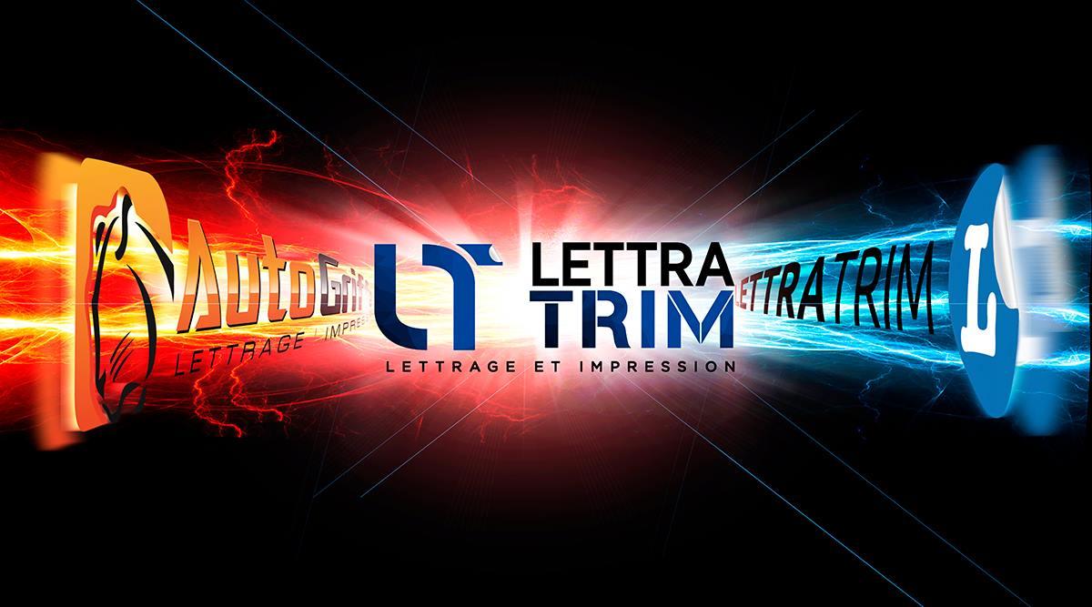 Fusion Autogriffe et Lettratrim | Lettratrim