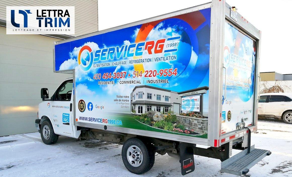 cube service rg